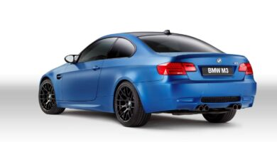 Manual BMW M3 Coupe 2001-2013 de Usuario