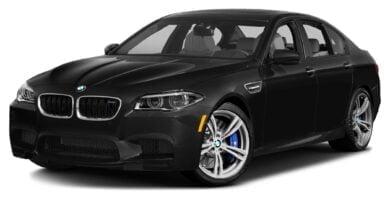 Manual BMW M5 2000-2016 de Usuario