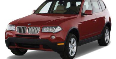 Manual BMW X3 xDrive28i 2010-2016 de Usuario