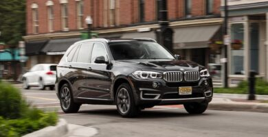 Manual BMW X5 xDrive35d 2009-2014 de Usuario