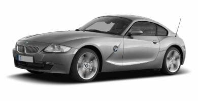 Manual BMW Z4 Coupe 3.0si 2007-2008 de Usuario