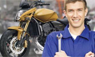 Mecánico de Motos