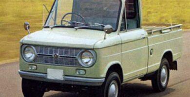 Catalogo de Partes SUZUKI CARRY 1962 AutoPartes y Refacciones