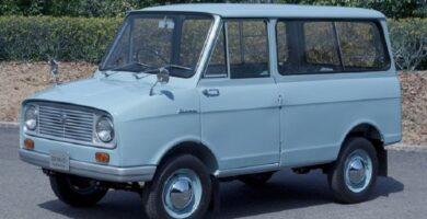 Catalogo de Partes SUZUKI CARRY 1964 AutoPartes y Refacciones