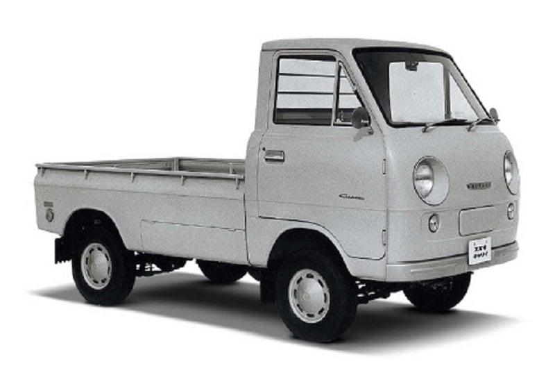 Catalogo de Partes SUZUKI CARRY 1966 AutoPartes y Refacciones