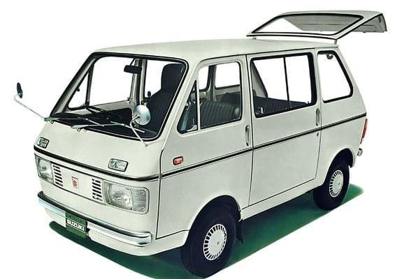 Catalogo de Partes SUZUKI CARRY 1969 AutoPartes y Refacciones