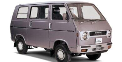 Catalogo de Partes SUZUKI CARRY 1972 AutoPartes y Refacciones