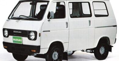 Catalogo de Partes SUZUKI JIMNY 1973 AutoPartes y Refacciones