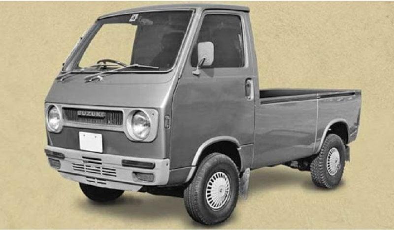 Catalogo de Partes SUZUKI CARRY 1976 AutoPartes y Refacciones