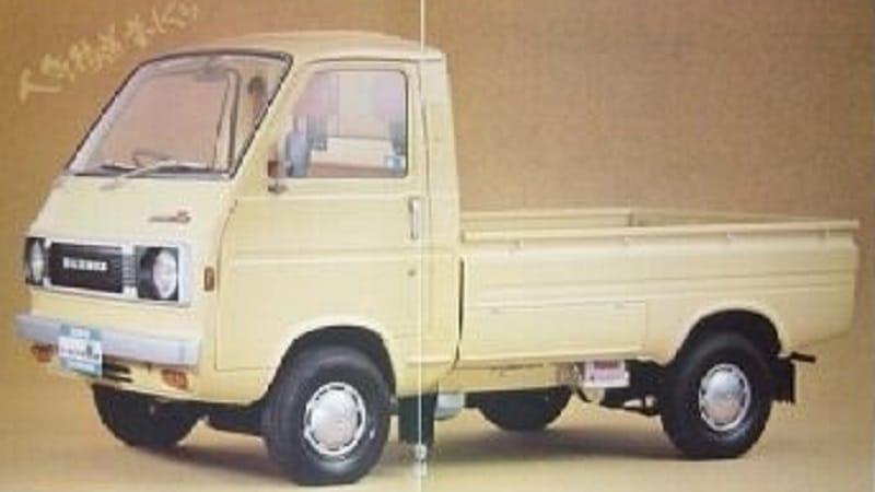Catalogo de Partes SUZUKI CARRY 1978 AutoPartes y Refacciones