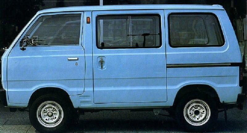 Catalogo de Partes SUZUKI EVERY 1979 AutoPartes y Refacciones