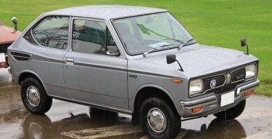 Catalogo de Partes SUZUKI FRONTE 1979 AutoPartes y Refacciones
