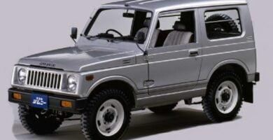 Catalogo de Partes SUZUKI JIMNY 1981 AutoPartes y Refacciones