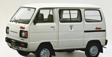 Catalogo de Partes ACTY VAN HONDA 1983 AutoPartes y Refacciones