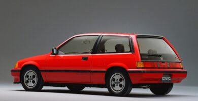 Catalogo de Partes CIVIC 3 PUERTAS HONDA 1983 AutoPartes y Refacciones