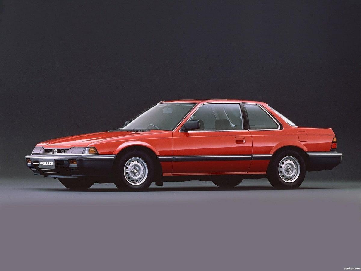 Catalogo de Partes PRELUDE HONDA 1983 AutoPartes y Refacciones