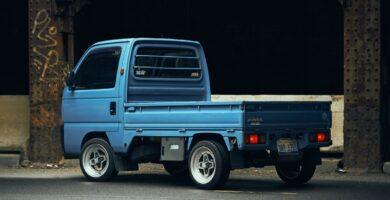 Catalogo de Partes ACTY TRUCK HONDA 1984 AutoPartes y Refacciones