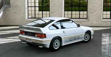 Catalogo de Partes CIVIC CRX HONDA 1984 AutoPartes y Refacciones