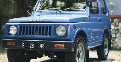 Catalogo de Partes SUZUKI JIMNY 1984 AutoPartes y Refacciones