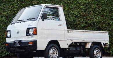 Catalogo de Partes ACTY TRUCK HONDA 1986 AutoPartes y Refacciones