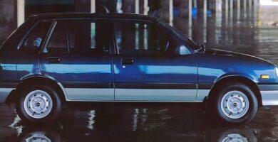 Catalogo de Partes SUZUKI FORSA 1986 AutoPartes y Refacciones