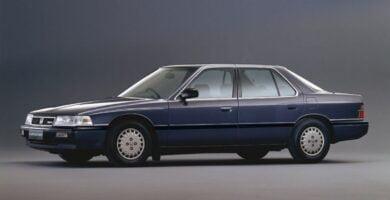Catalogo de Partes LEGEND HONDA 1986 AutoPartes y Refaccione