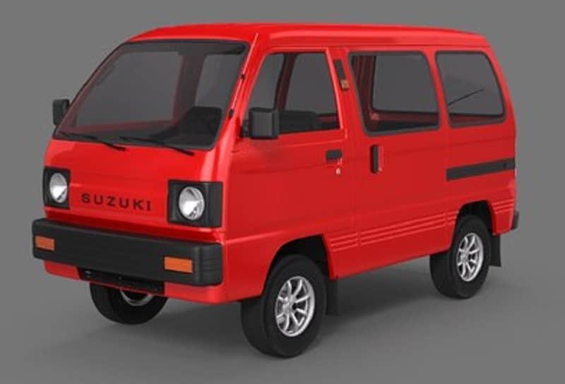 Catalogo de Partes SUZUKI CARRY 1987 AutoPartes y Refacciones