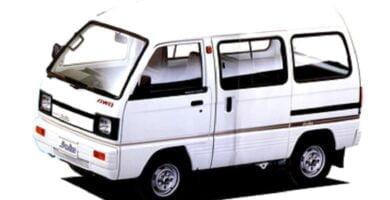Catalogo de Partes SUZUKI EVERY 1987 AutoPartes y Refacciones