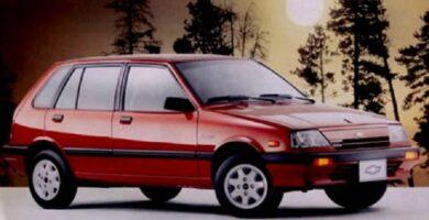 Catalogo de Partes SUZUKI SPRINT 1987 AutoPartes y Refacciones