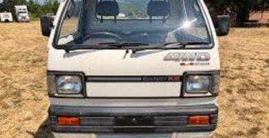 Catalogo de Partes SUZUKI CARRY 1988 AutoPartes y Refacciones