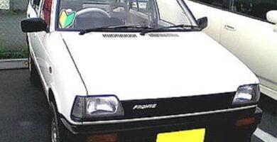 Catalogo de Partes SUZUKI FRONTE 1988 AutoPartes y Refacciones