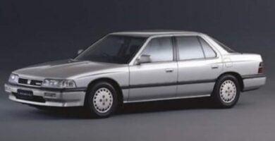 Catalogo de Partes LEGEND HONDA 1989 AutoPartes y Refaccione