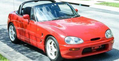 Catalogo de Partes SUZUKI CAPPUCINO 1991 AutoPartes y Refacciones