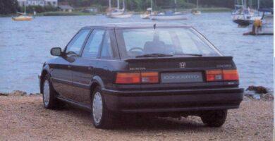 Catalogo de Partes CONVERTO HONDA 1991 AutoPartes y Refaccione