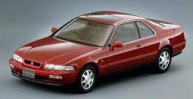 Catalogo de Partes LEGEND HONDA 1991 AutoPartes y Refaccione