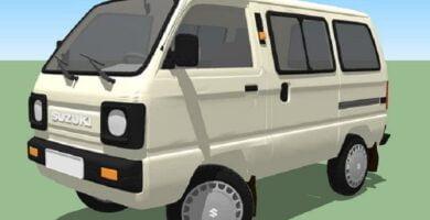 Catalogo de Partes SUZUKI CARRY 1993 AutoPartes y Refacciones