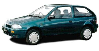 Catalogo de Partes SUZUKI CELERIO 1994 AutoPartes y Refacciones