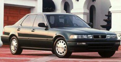 Catalogo de Partes VIGOR HONDA 1994 AutoPartes y Refacciones