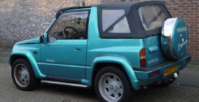 Catalogo de Partes SUZUKI VITARA 1994 AutoPartes y Refacciones