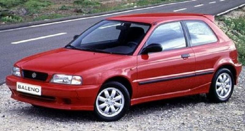 Catalogo de Partes SUZUKI BALENO 1995 AutoPartes y Refacciones
