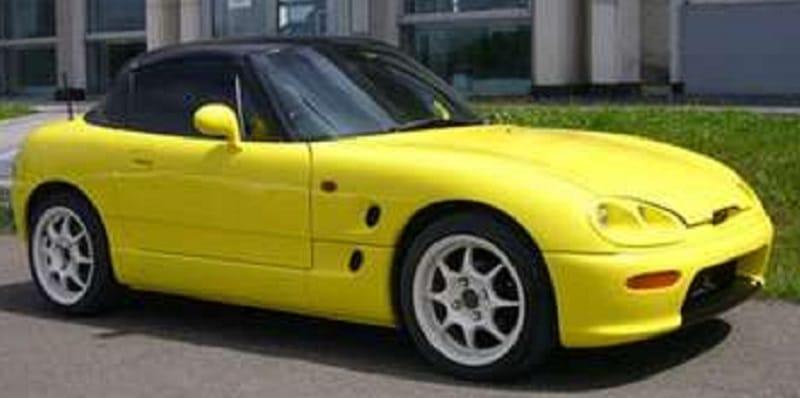 Catalogo de Partes SUZUKI CAPPUCINO 1995 AutoPartes y Refacciones