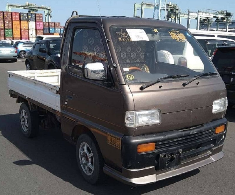 Catalogo de Partes SUZUKI CARRY 1995 AutoPartes y Refacciones