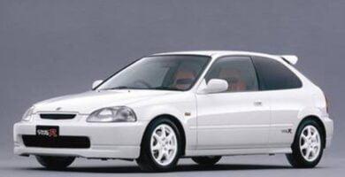 Catalogo de Partes CIVIC 3 PUERTAS HONDA 1995 AutoPartes y Refacciones