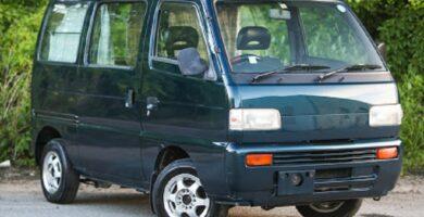 Catalogo de Partes SUZUKI EVERY 1995 AutoPartes y Refacciones
