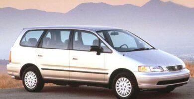 Catalogo de Partes ODYSSEY HONDA 1995 AutoPartes y Refacciones