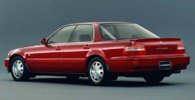 Catalogo de Partes VIGOR HONDA 1995 AutoPartes y Refacciones