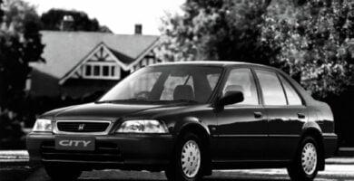 Catalogo de Partes CITY HONDA 1996 AutoPartes y Refacciones