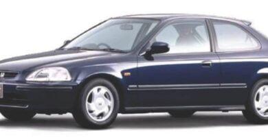Catalogo de Partes CIVIC 3 PUERTAS HONDA 1996 AutoPartes y Refacciones