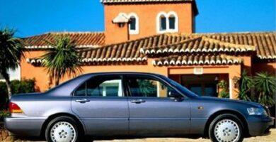 Catalogo de Partes LEGEND HONDA 1996 AutoPartes y Refaccione