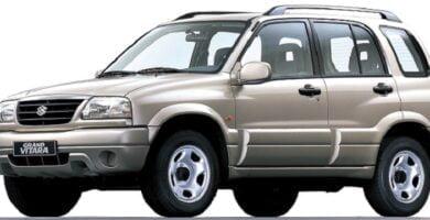 Catalogo de Partes SUZUKI VITARA 1996 AutoPartes y Refacciones